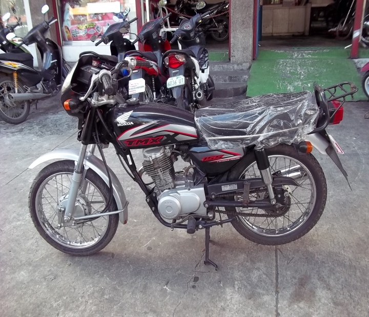 Honda Tmx 155 P60 000 On Cash And Installment Basis Pre
