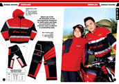Honda: Honda Riding Apparel