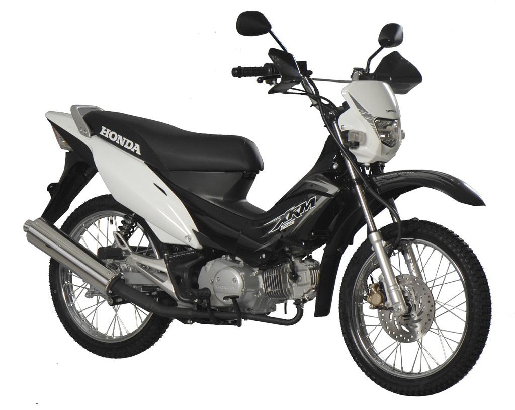 Xrm 125 dual sports