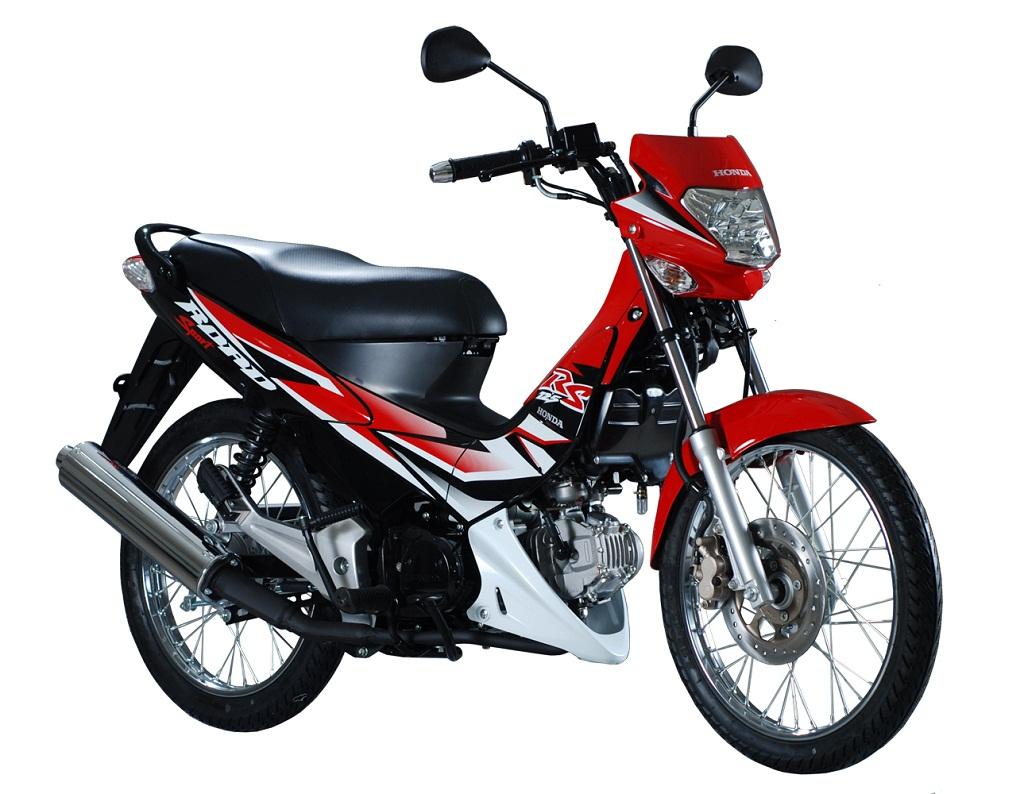 Honda Xrm Rs 125 Cubs From Magnacycle Philippines
